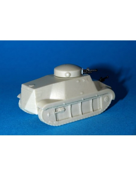 1/72 Tanc Trubia-Naval - Model sòlt