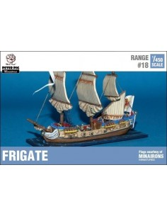 1/450 Full rigged ship