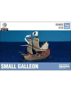 1/450 Small Galleon