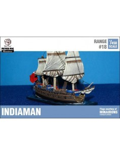 1/450 Large full rigged ship