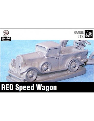 1/100 REO Speed Wagon truck