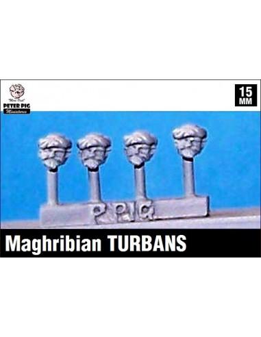 15mm Turbans magribins