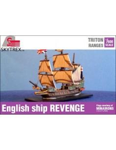 "1/600 galeón inglés ""Revenge"""