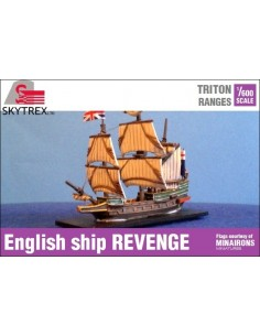 "1/600 Galió anglès ""Revenge"""