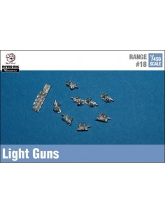 1/450 Canons lleugers
