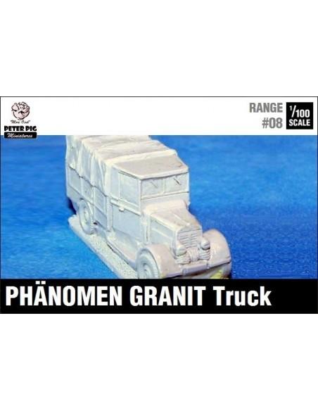 1/100 Camió Granit