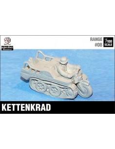 1/100 SdKfz 2 Kettenkrad