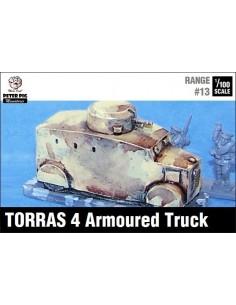 1/100 Torras Nº 4 armoured truck