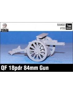 15mm Canó britànic QF de 84mm