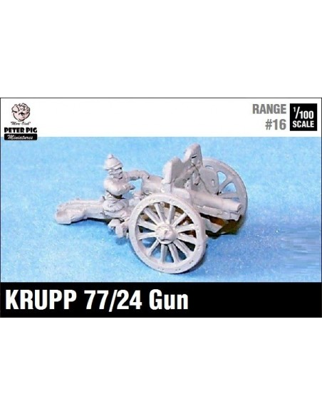 15mm Canó Krupp de 77mm