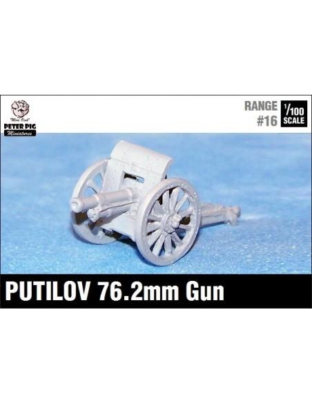 15mm Cañón Putilov de 76,2mm