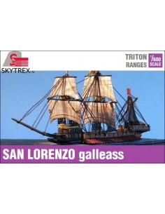 1/600 'San Lorenzo' galleass
