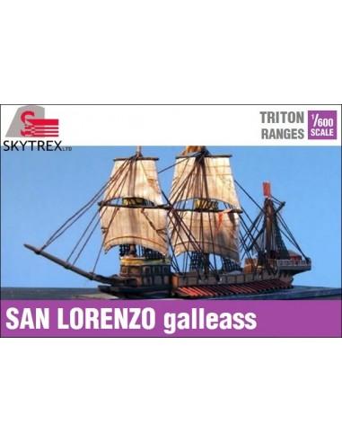"""1/600 Galiassa """"San Lorenzo"""""""