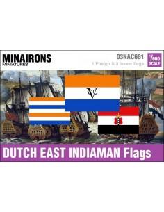 1/600 Pabellón de la Cía. holandesa de Indias Orientales