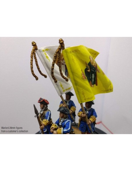 1/56 St. Eulalia IR flags