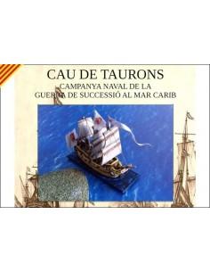 004 Nido de Tiburones, campaña naval