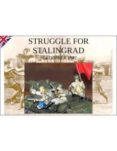 002 Lucha por Stalingrado, campaña de 2ªGM