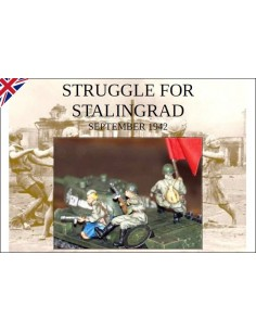 002 Struggle for Stalingrad, a WW2 campaign