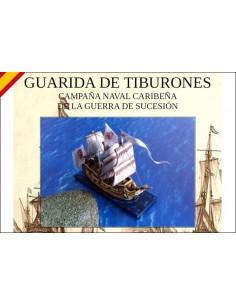 004 Guarida de Tiburones, campaña naval