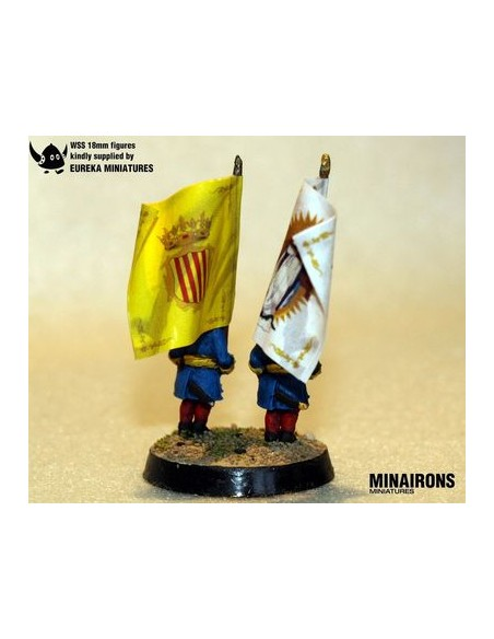 1/100 St. Eulalia IR flags