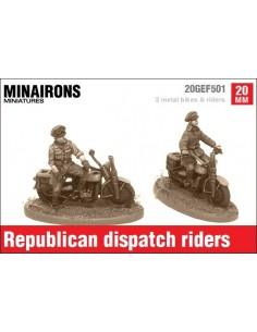 20mm Motoristas republicanos