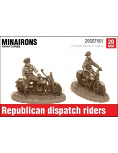 20mm Republican dispatch riders