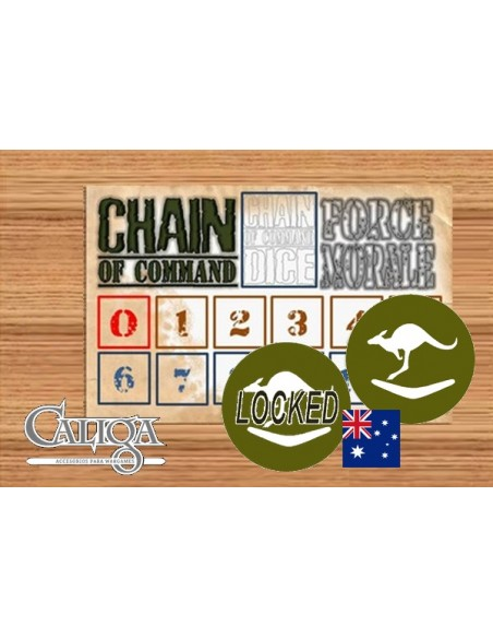 Australian CoC tokens