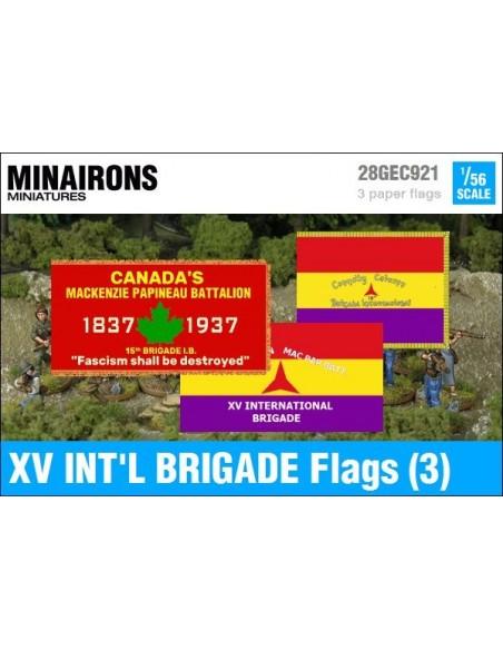 1/56 Banderas de la XV Brigada Internacional (3)