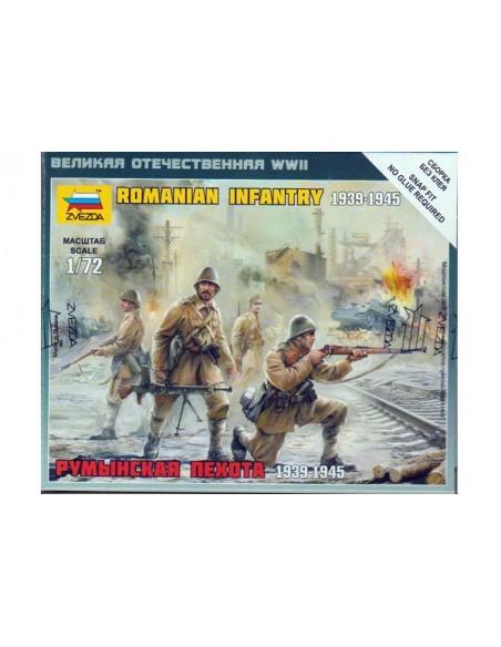 1/72 Infanteria romanesa