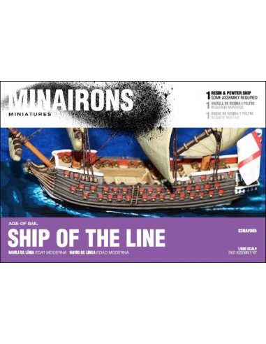1/600 Ship of the Line