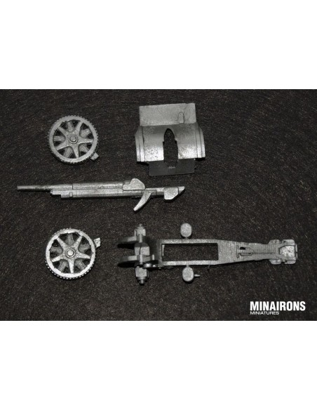 1/72 Cañón Ansaldo 105mm