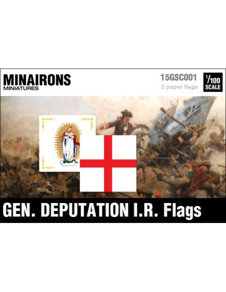 1/100 Gen. Deputation IR flags