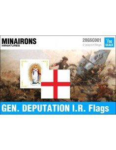 1/56 Gen. Deputation IR flags