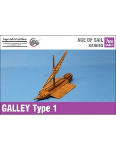 1/600 Galley type 1