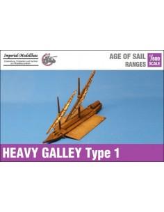 1/600 Heavy Galley type 1
