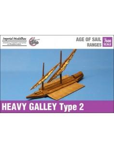 1/600 Heavy Galley type 2