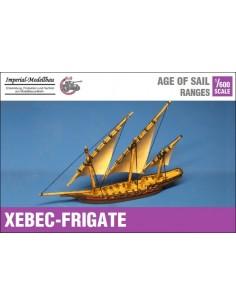 1/600 Xebec-frigate