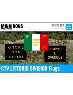 1/56 Banderas del CTV italiano
