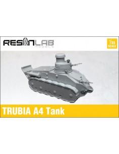 1/35 Trubia A4 tank