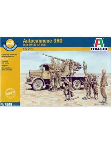 1/72 Autocannone 3RO - Boxed set