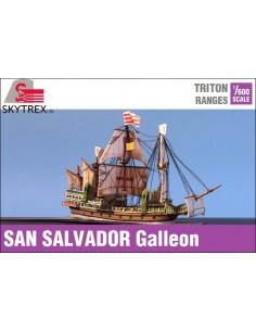 """1/600 galeón """"San Salvador"""""""