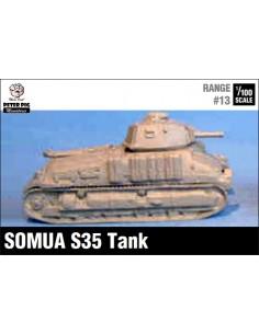 1/100 Tanc Somua S35