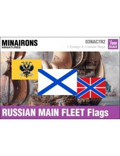 1/600 Russian Main Fleet flags