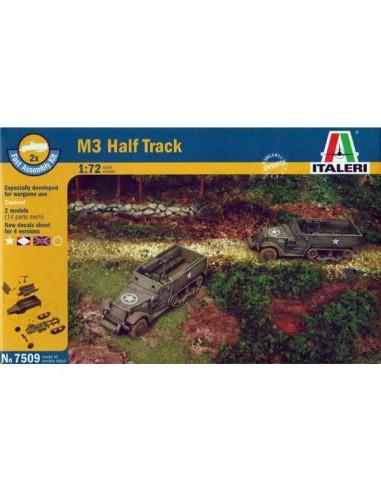 1/72 M3 Half track - Boxed set