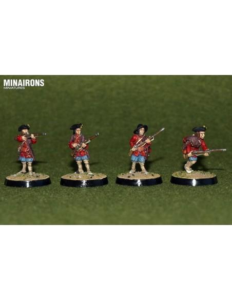 1/72 Mountain fusiliers