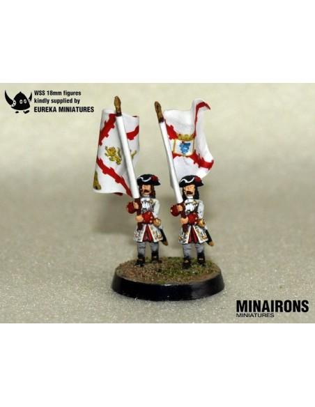 1/100 Lombardy IR flags