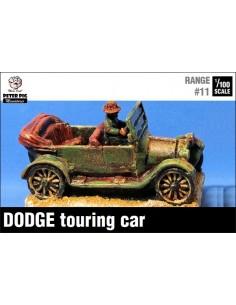 1/100 Automóvil Dodge