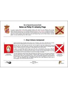 Banderes d'infanteria de Felip V