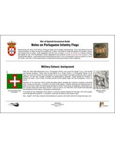 Banderas de infantería portuguesas