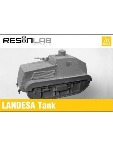 1/35 Landesa tank